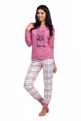 Rossli SAL-PY-1032 Dámské pyžamo