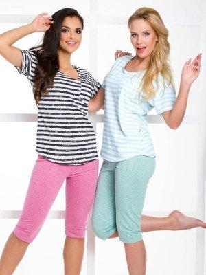 Taro Rebeka 2072 SS/17 K2 Mátové Dámské pyžamo