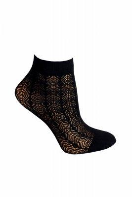 Sesto Senso Sempre nero Ponožky