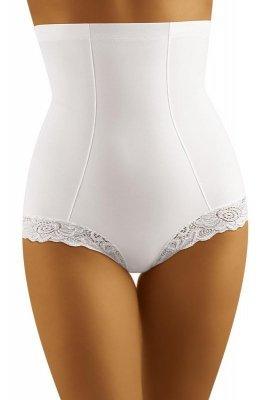 Wol- Bar Modelia Bílé Kalhotky