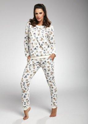 Cornette Lovely Cats 2 163/173 Dámské pyžamo