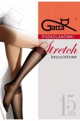 Gatta stretch grigio Podkolenky