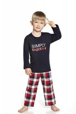 Cornette 809/30 Simply together Chlapecké pyžamo