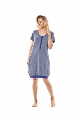 Henderson 36598 mari 59x Tmavě modrá Nočná košilka