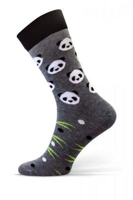 Sesto Senso Finest Cotton malá panda Ponožky