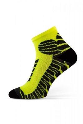 Sesto Senso Sport Socks žluté Ponožky