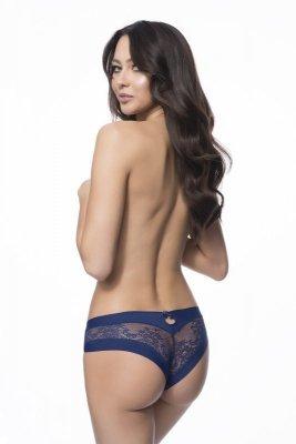 Julimex Kiss Panty Tmavě modré Kalhotky