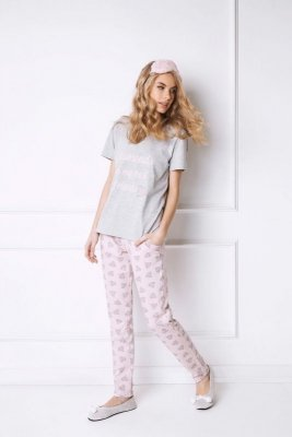 Aruelle Diamonds Long Dásmké pyžamo