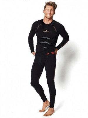 Henderson Safe 22970-90X Šedé Spodní kalhoty