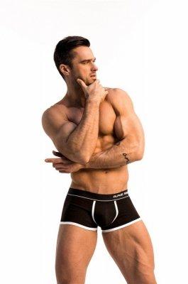 Alpha Male BX 0112 Pánské boxerky