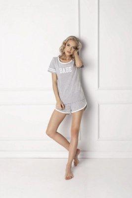 Aruelle Babe Short Grey Dámské pyžamo