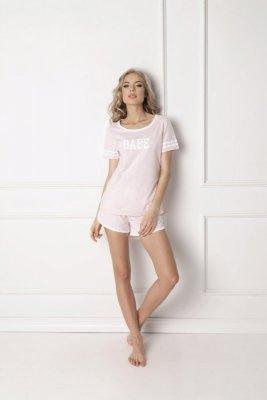 Aruelle Babe Short Pink Dámské pyžamo