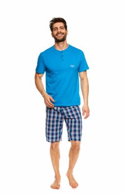 Henderson Urge 36830-55X Modré Pánské pyžamo