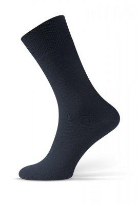 Sesto Senso Beztlakové grafitové Ponožky