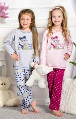 Taro Wika 1163 122-140 Dívčí pyžamo