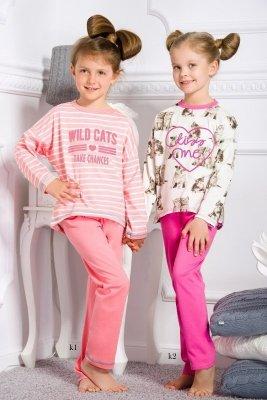 Taro Angela 1161 122-140 Dívčí pyžamo
