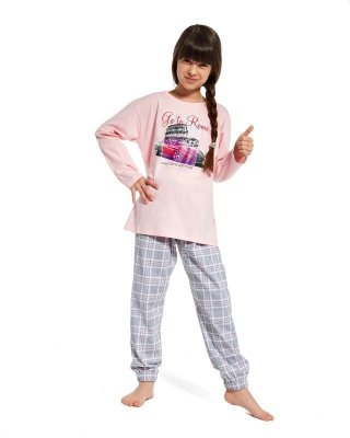 Cornette Kids Girl 540/81 Go To Rome Dívčí pyžamo