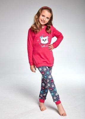 Cornette Kids Girl 977/103 Owl Dívčí pyžamo