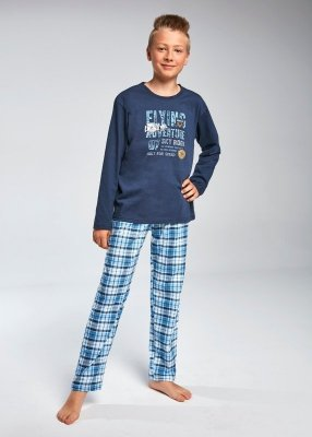 Cornette Young Boy 810/77 Flying Chlapecké pyžamo
