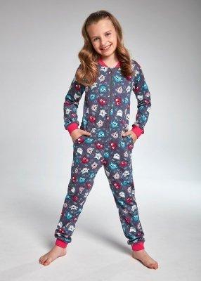 Cornette Young Girl 106/104 Owl 2 Dívčí pyžamo