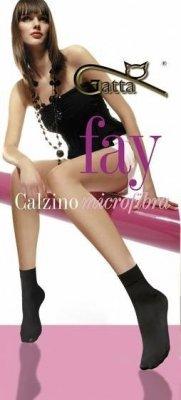 Gatta Fay Microfibra Dámské ponožky