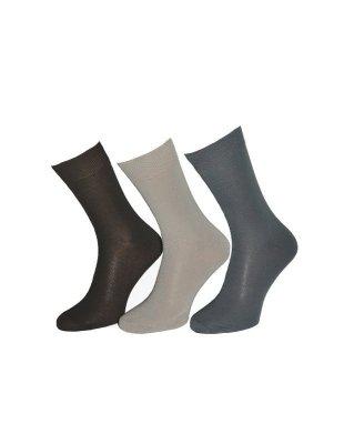 Bratex Weel Pánské ponožky k obleku