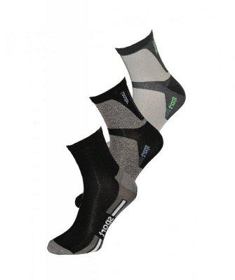 Bratex Bambus 3613 Pánské sportovní ponožky