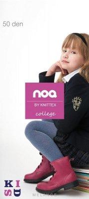 Knittex College Melange 50 den Dětské punčocháče