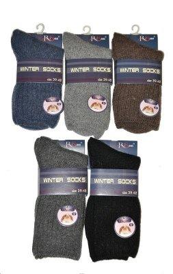 RiSocks Angora Winter art.5692341 pánské ponožky