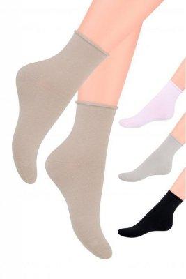Steven Bamboo art.125 dámské ponožky