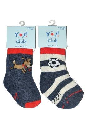 YO! Baby SKC A'12 S-L mix dětské ponožky