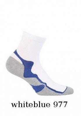 Wola W94.1N4 Ag+ Pánské ponožky