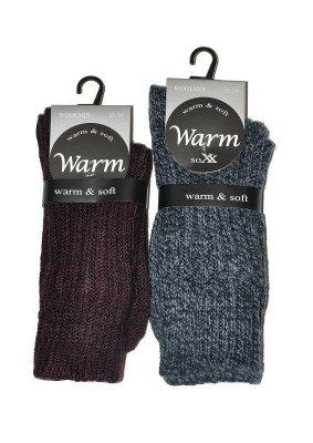 WiK Warm & Soft art.38905 Dámské ponožky
