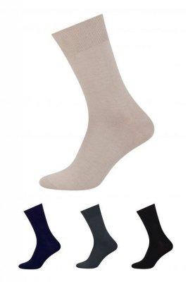 Steven Bambus art.149 Pánské ponožky