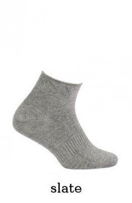 Wola Comfort Kids W34.028 Bamboo 6-11 Lat  Hladký dětské ponožky