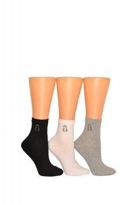 Milena Przywieszka 0996 Dámské ponožky