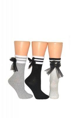 Milena Tyl 1009 Dámské ponožky