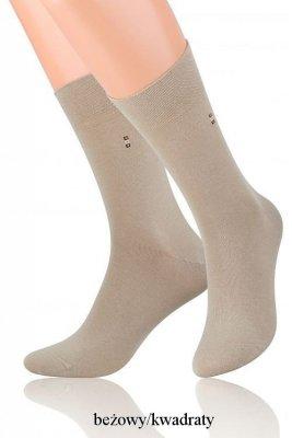Steven art.056 Pánské ponožky k obleku