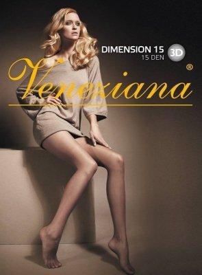 Veneziana Dimension 15 den plus punčochové kalhoty