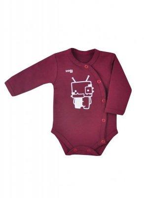 Koala Baby Robot 56-68 A'3 3-pack body