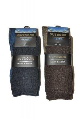 WiK 20653 Outdoor Thermo A'2 Pánské ponožky