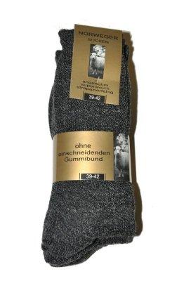 WiK 20310 Norweger Socken A'3 pánské ponožky