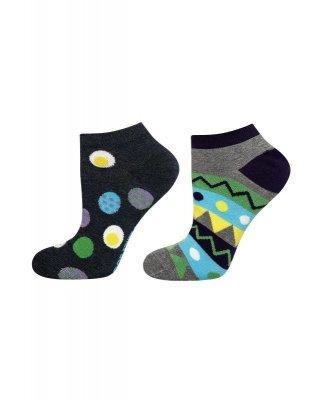 Soxo Good Stuff 3127 A'2 pánské kotníkové ponožky