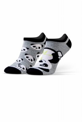 Sesto Senso Finest Cotton Duo Panda Ťapky