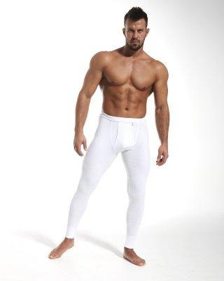 Cornette Authentic Bílé Spodní kalhoty