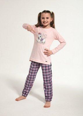 Cornette Young Girl 781/113 Scottie 134-164 Dívčí pyžamo