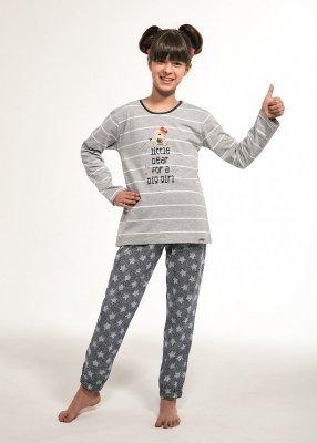 Cornette Young Girl 975/112 Little Bear 134-164 Dívčí pyžamo