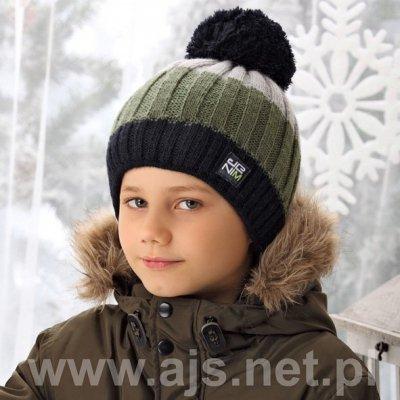 AJS 38-592 chlapecké čepice