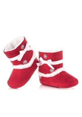 Attractive 1313 červená papuče