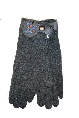 YO! R-140 Dámské rukavice Napa, pásek